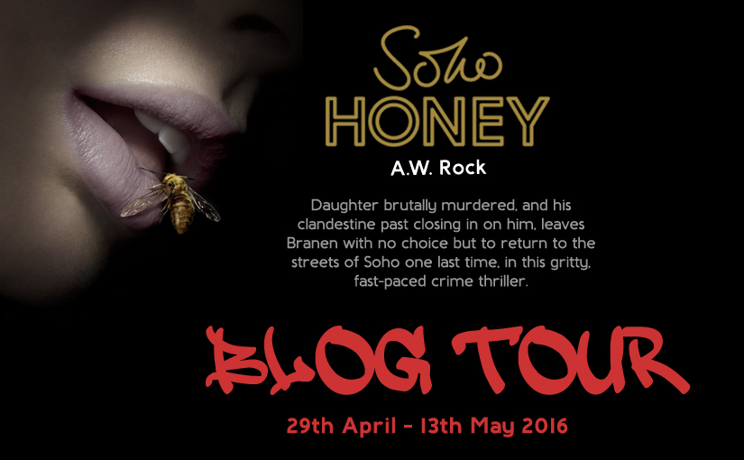 Soho Honey stops at 'A Crime Readers Blog'