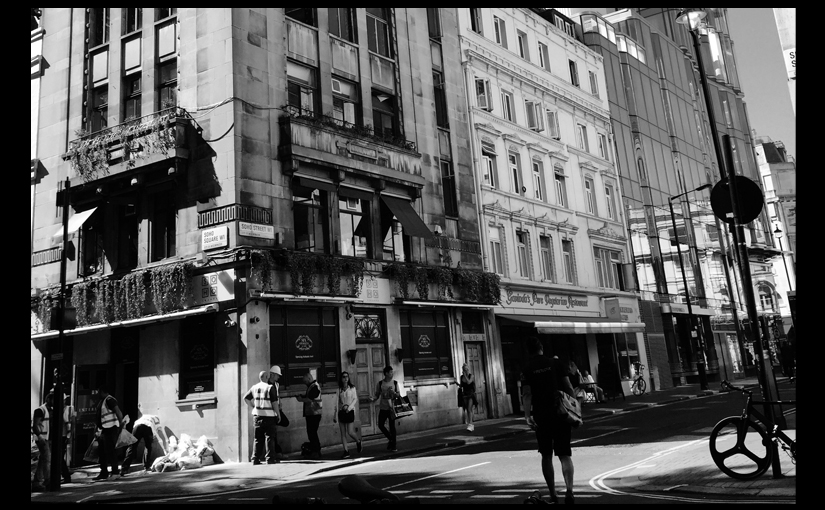 Soho Street meets Soho Square…
