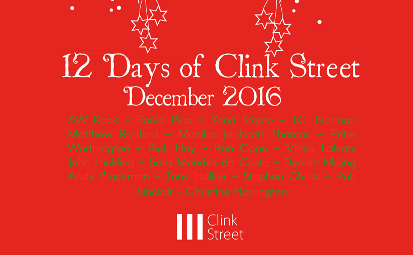 12 Days of Clink Street