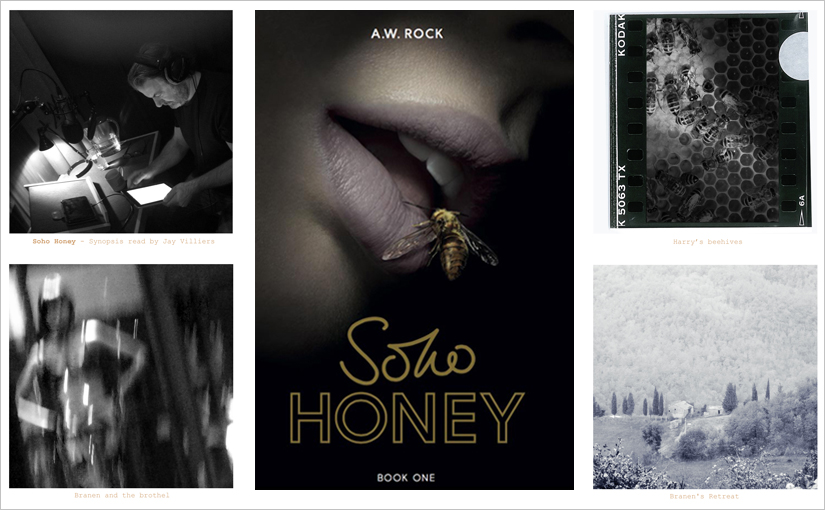 Soho Honey audio files are now available.